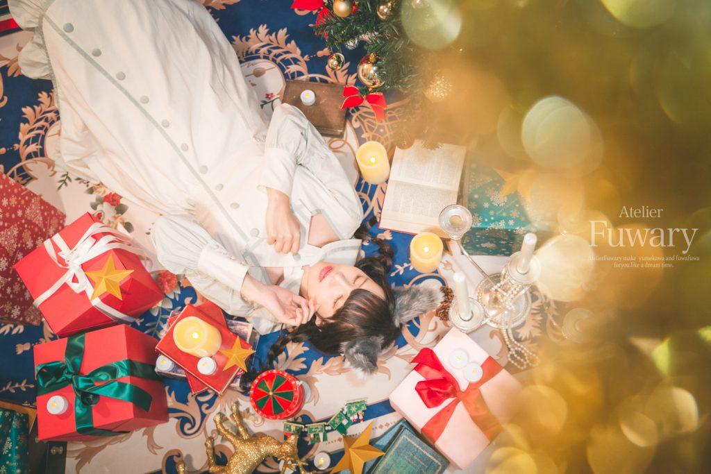 クリスマスプロップ